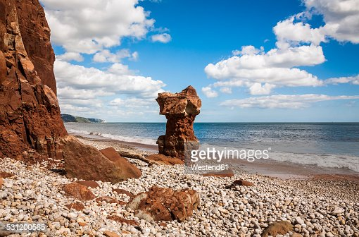 United Kingdom, England, Devon, East Devon, Sidmouth,