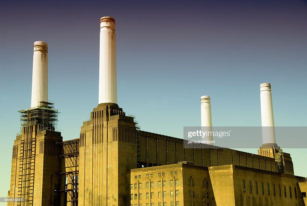 United Kingdom, England, London, Battersea Power Station