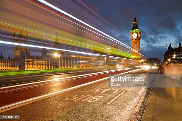 United Kingdom, England, London, Big Ben at night