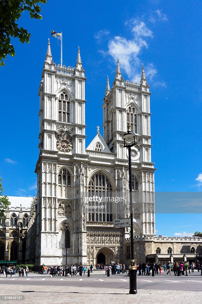 United Kingdom, England, London, Westminster, Westminster Abbey