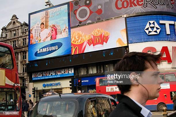 United Kingdom, London, Piccadilly Circus