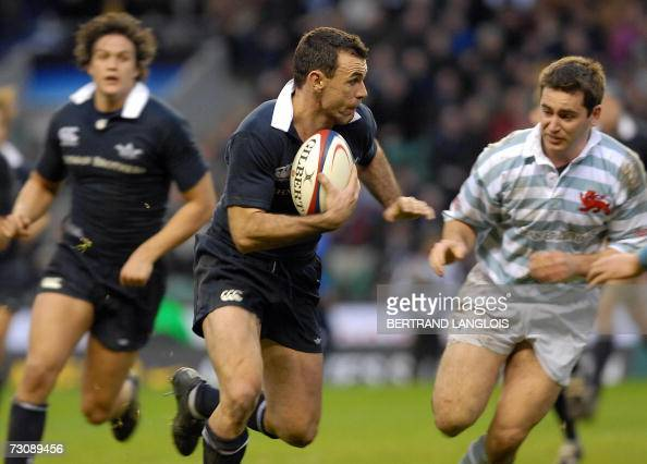 Oxford University rugby-union centre and Pictures | Getty ...