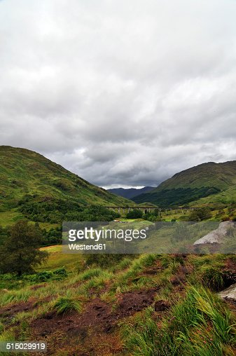 Glenfinnan United Kingdom  city photos : United Kingdom, Scotland, Highland, Glenfinnan, A830, Glenfinnan ...