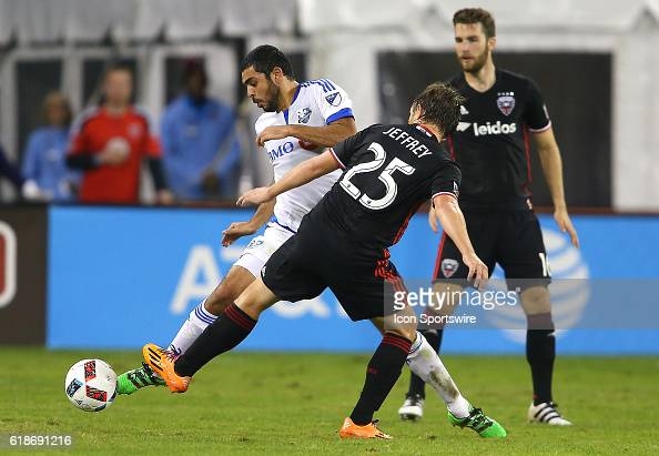 SOCCER: OCT 27 MLS - Montreal Impact at DC United Pictures ...