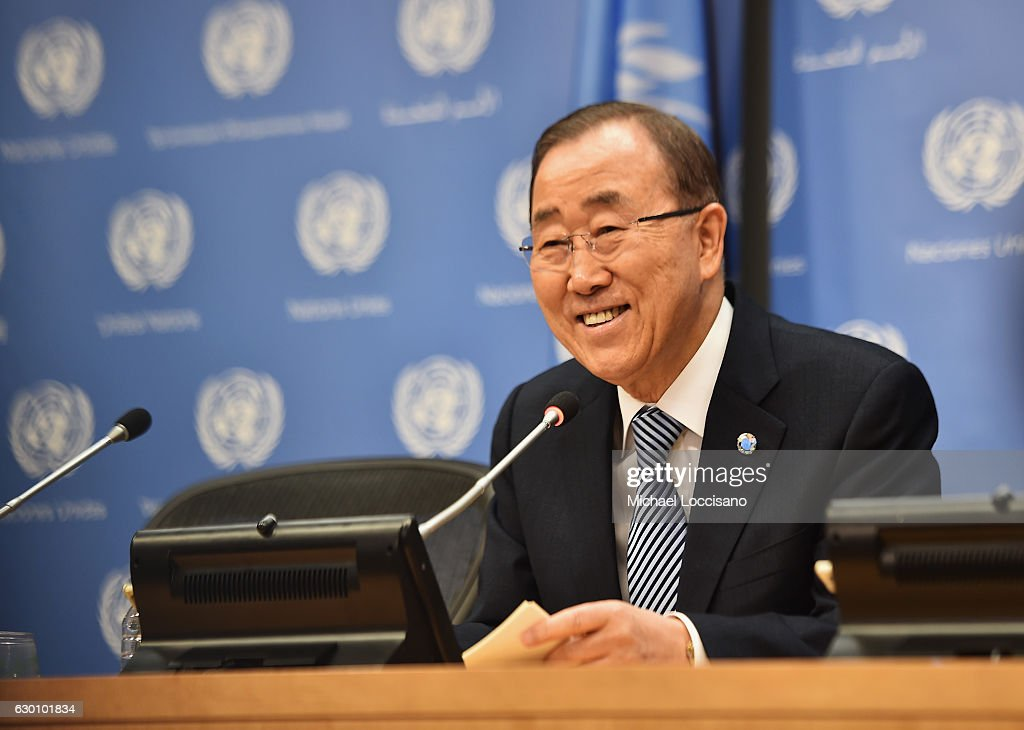 Secretary-General's End-of-Term Press Conference