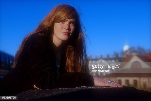United States Ambassador to the United Nations Samantha Power photographed while she was teaching at John F Kennedy School go Government Harvard...