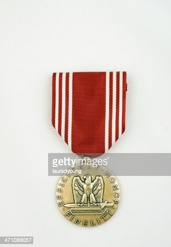 米国陸軍良い実施メダル