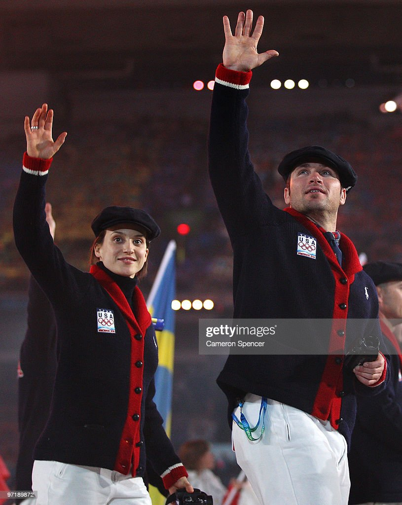 United States athletes enter the stadium during the Closing Ceremony of the Vancouver 2010 Winter Olympics at BC Place on February 28, 2010 in Vancouver, Canada.