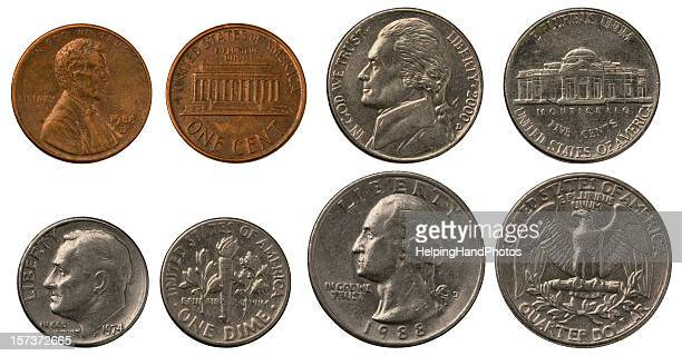 United States coins XXL