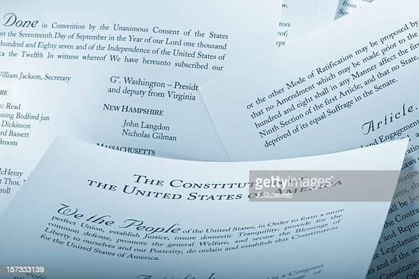 Constitution des États-Unis