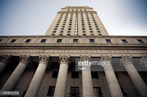United States Court House, New York City