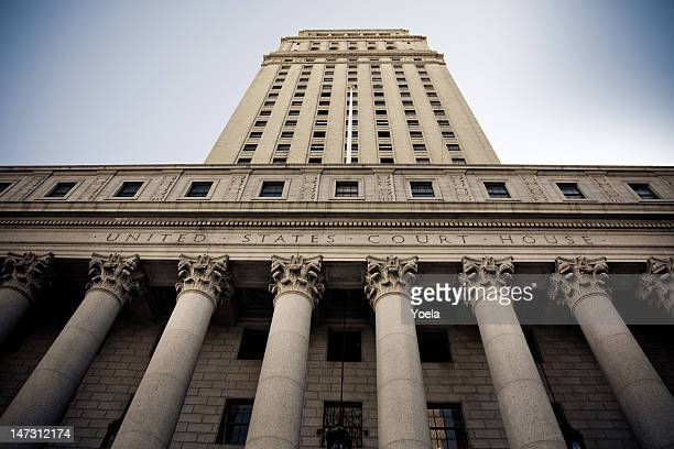 United States Court House, New York City