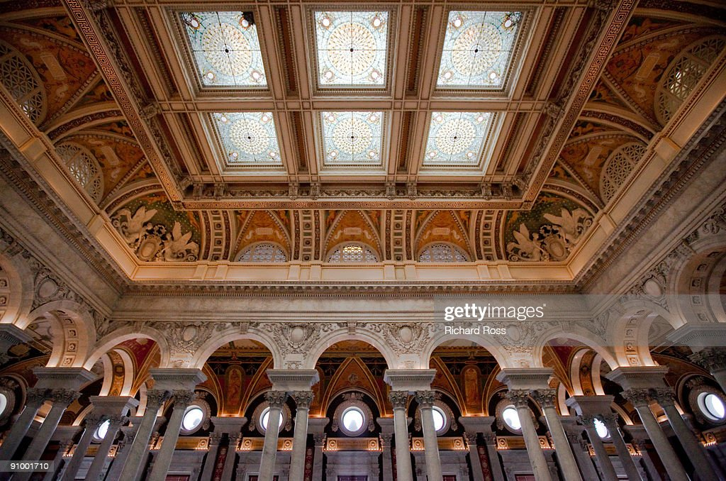 United States Library of Congress : Stock Photo