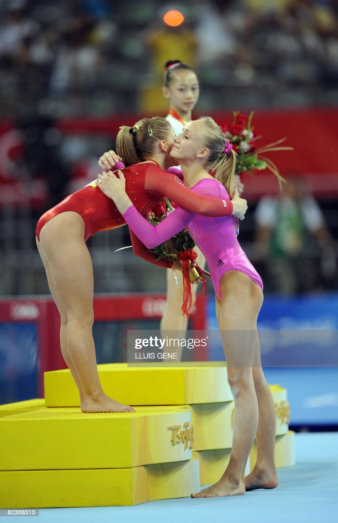 Olympic games in beijing on august 15 2008 united states nastia