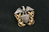United States Navy brooch