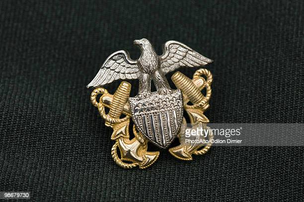 United States Navy brooch