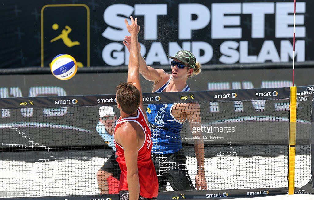 FIVB St Petersburg Grand Slam - Day 2