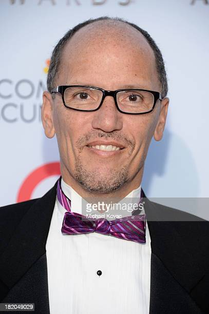 United States Secretary of Labor Thomas Perez attends the 2013 NCLR ALMA Awards at Pasadena Civic Auditorium on September 27 2013 in Pasadena...