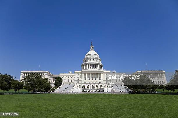 United States Senate Capitol Building on Capitol Hill (XXXL)