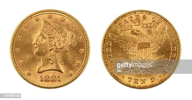 United States Ten Dollar Gold Coin