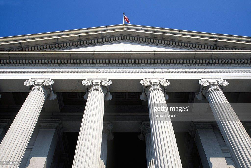 United States Treasury Department, Washington