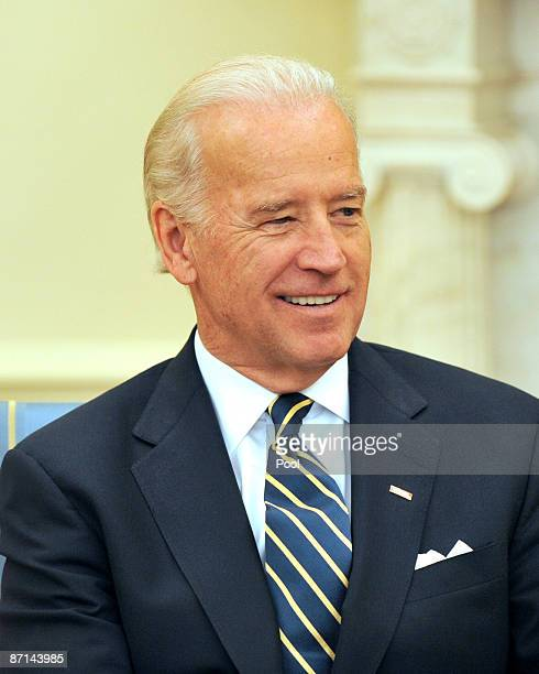 United States Vice President Joe Biden meets bipartisan US Senate Leaders to consult with them on President Obama's upcoming US Supreme Court nominee...