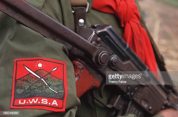 United Wa State Army logo