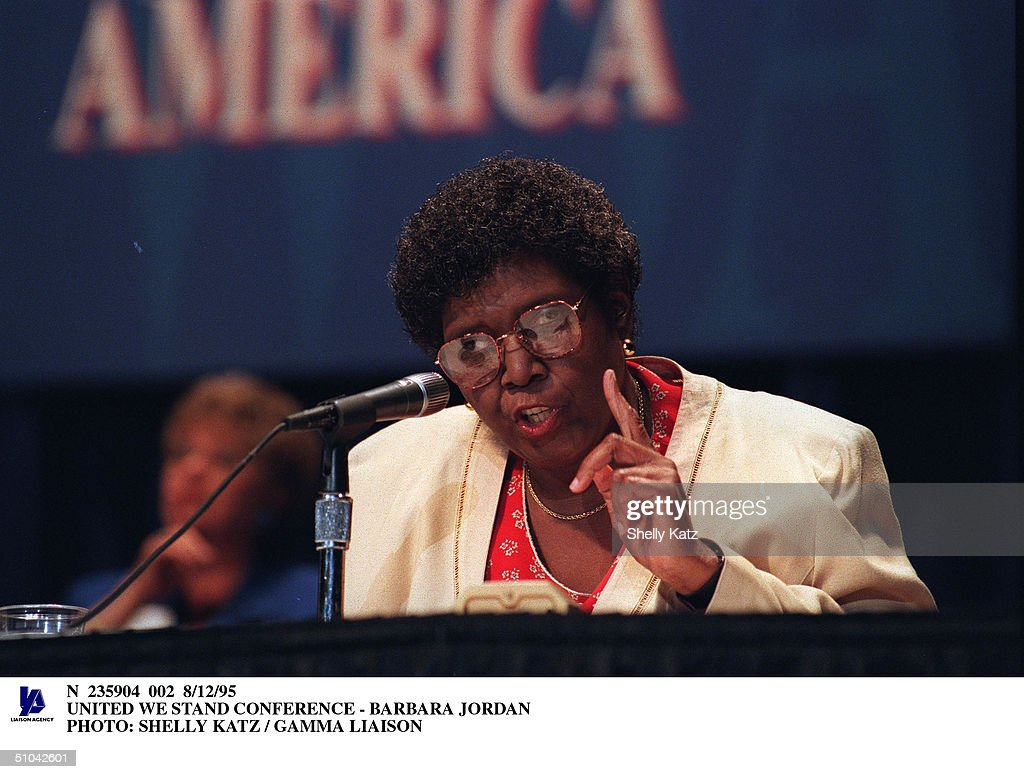 the life and career in politics of barbara jordan Shirley franklin, who served two terms as mayor of atlanta, has joined the lbj school of public affairs as the barbara jordan visiting professor in ethics and political values.