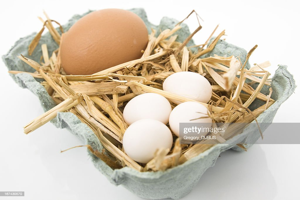 Unity is power symbol with eggs : Stock Photo