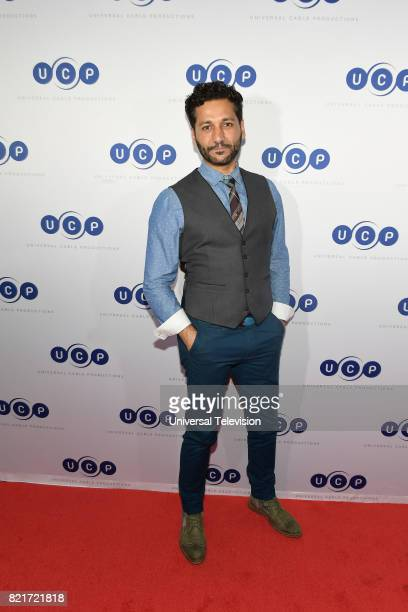 DIEGO 'Universal Cable Productions Talent Party' Pictured Cas Anvar