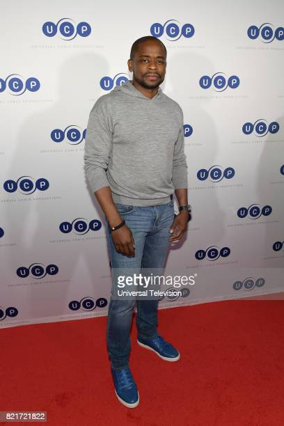 DIEGO 'Universal Cable Productions Talent Party' Pictured Dulé Hill