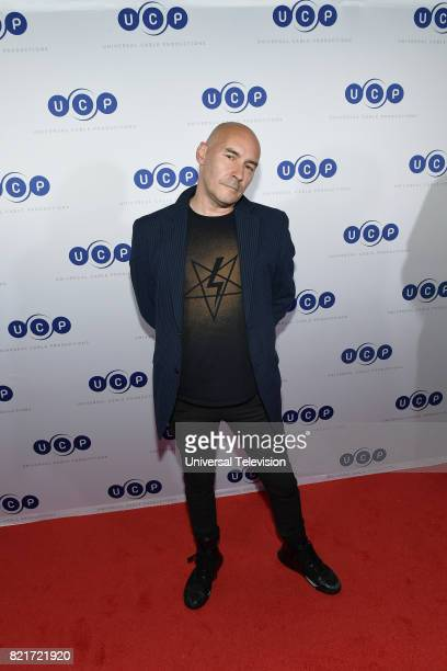 DIEGO 'Universal Cable Productions Talent Party' Pictured Grant Morrison