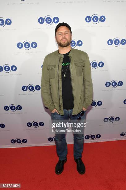 DIEGO 'Universal Cable Productions Talent Party' Pictured James Roday