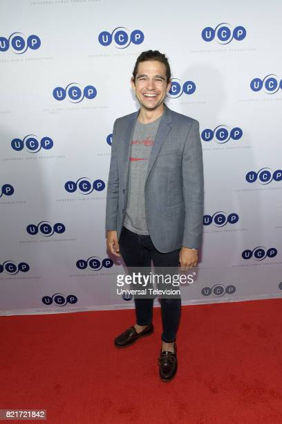 DIEGO 'Universal Cable Productions Talent Party' Pictured Jason Ralph