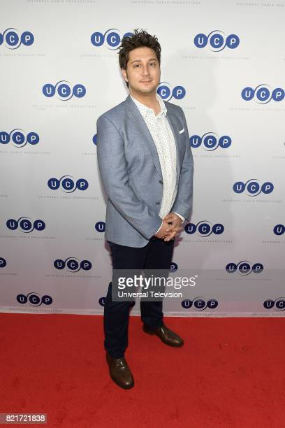 DIEGO 'Universal Cable Productions Talent Party' Pictured Terry Matalas