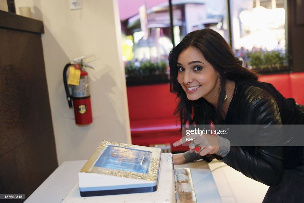 LIVES -- 'Universal Fan Event' -- Pictured: Camila Banus at the Universal City Fan Event on November 9, 2013 --