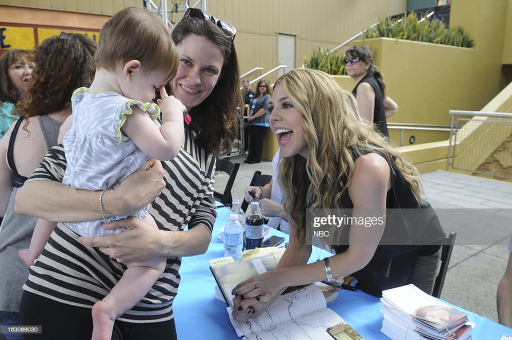 LIVES -- 'Universal Orlando Resort Fan Event' -- Pictured: <a gi-track='captionPersonalityLinkClicked' href=/galleries/search?phrase=Tamara+Braun&family=editorial&specificpeople=171925 ng-click='$event.stopPropagation()'>Tamara Braun</a> --
