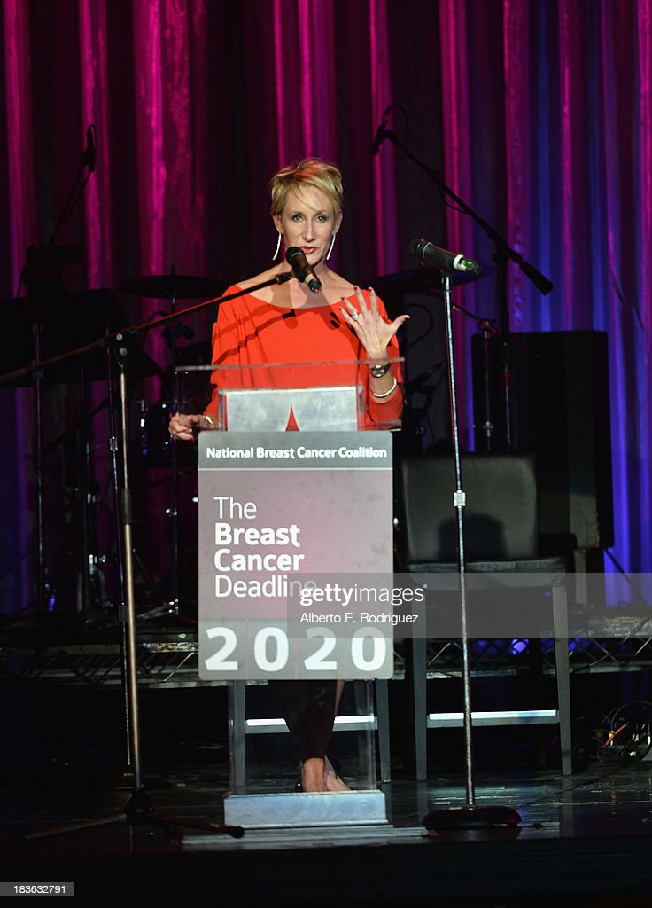 Universal Partnerships and Licensing President Stephanie Sperbe attends The National Breast Cancer Coalition Fund presents The 13th Annual Les Girls at the Avalon on October 7, 2013 in Hollywood, California.