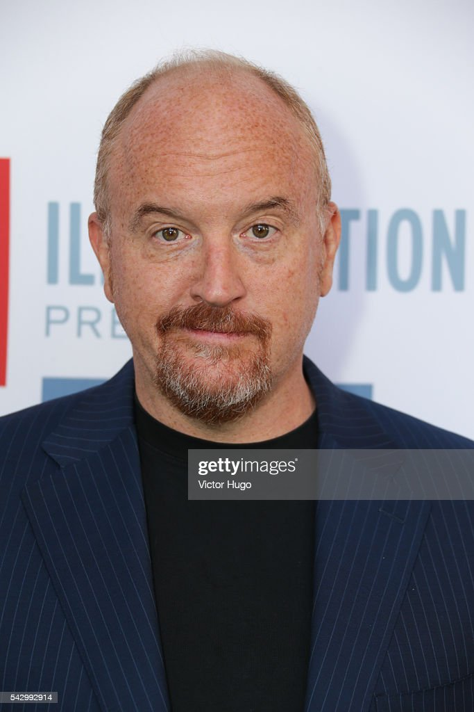 Universal Pictures and Illumination Entertainment Present the Premiere of THE SECRET LIFE OF PETS attended by Louis C.K. at David H. Koch Theater, Lincoln Center on June 25, 2016 in New York City.