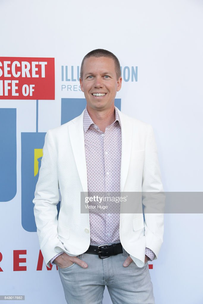 Universal Pictures and Illumination Entertainment Present the Premiere of THE SECRET LIFE OF PETS attended by Yarrow Cheney at David H. Koch Theater, Lincoln Center on June 25, 2016 in New York City.