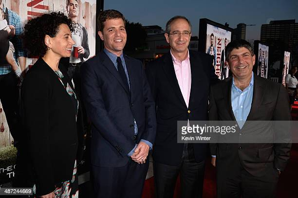 Universal Pictures CoChairman Donna Langley Director Nicholas Stoller Comcast Corporation Chairman/CEO Brian L Roberts Universal Filmed Entertainment...
