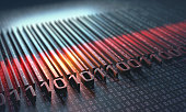 A barcode is an optical, machine-readable, that describes something about the object that carries the barcode.