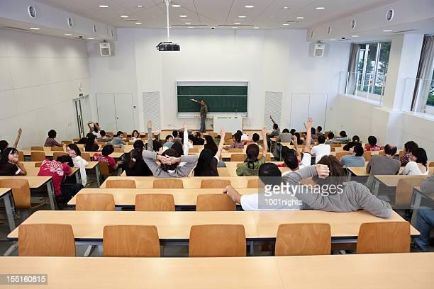 University Parlamentarische Bestuhlung in Istockalypse, Japan