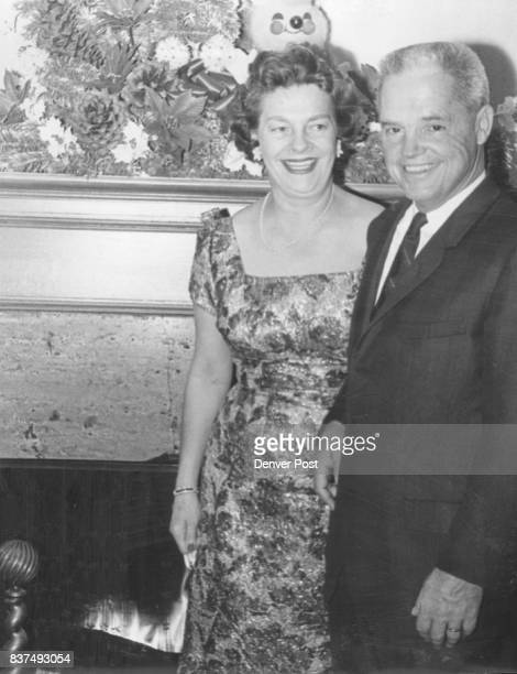 University Club Dines and Dances Mr and Mrs Dayton Denious were in the party crowd of the University Club Denious is president of the club Credit...