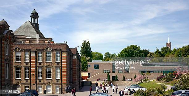 University College School Ucs Phase 2London Nw8 United Kingdom Architect Orms UcsS New Art Language And Technology Wing By Orms Victorian School