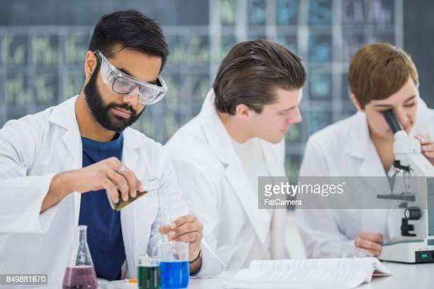University Experiment