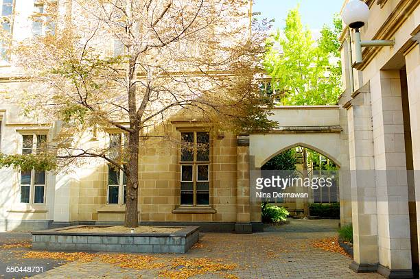 University Hall Melbourne University 12th April 2015