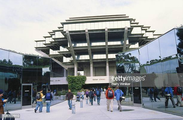 CA, University of California, Geisel Library