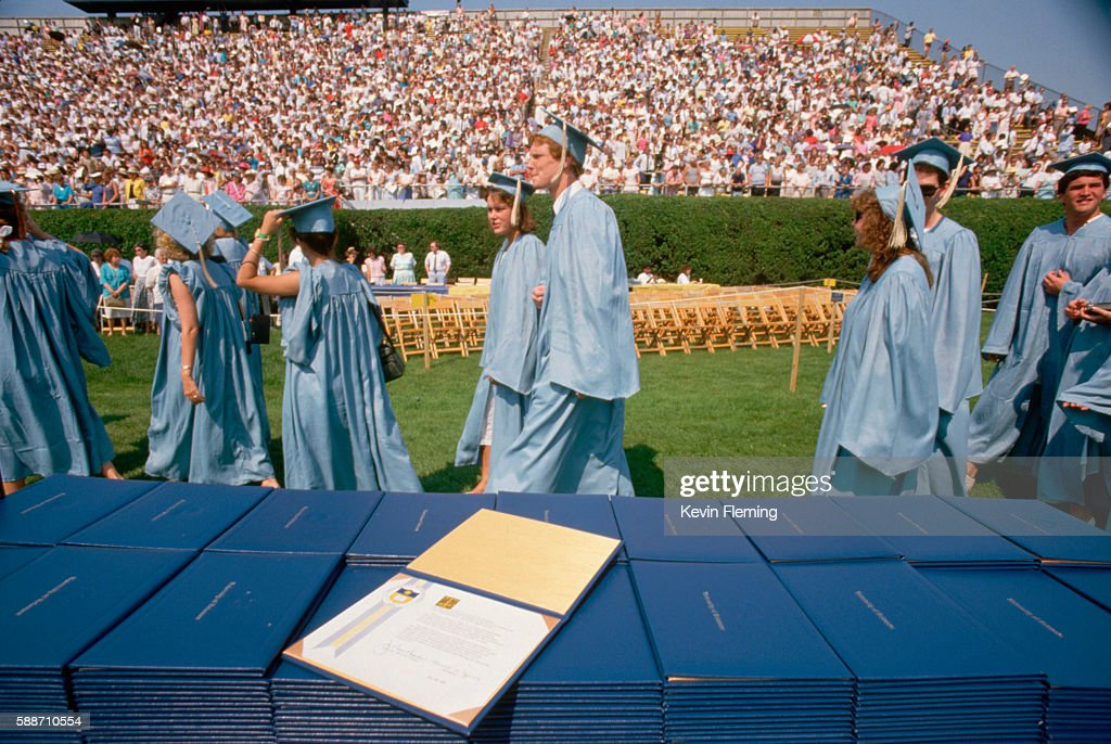 University of Delaware Graduation Ceremony