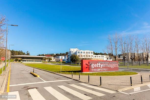 University of Minho in Braga, Portugal